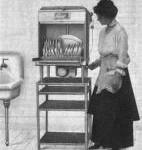 Geschirrspüler von 1917