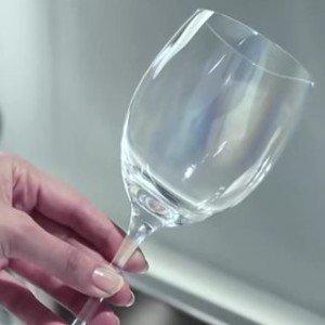 Geschirrspülmaschine Glas