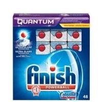 Finish Quantum Powerball Spülmaschinen-Tabs Classic von Calgonit im Test 2018
