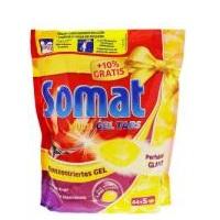 Somat Multi Gel Tabs Lemon 44 + 5 Stück
