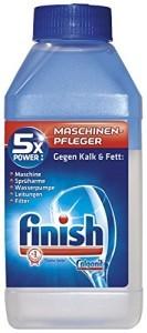 Finish Calgonit Maschinenpfleger 5xPower, Spülmaschinenreiniger (3 x 250ml)