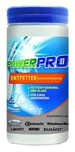 Wpro POWERPRO DDG200mEntfetter und Reiniger für den Geschirrspüler