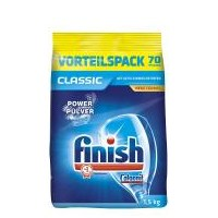 Finish-Calgonit Classic Power Pulver 5 x 1,5 kg
