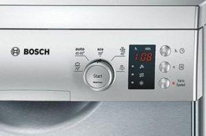 Bosch Geschirrspüler Programme